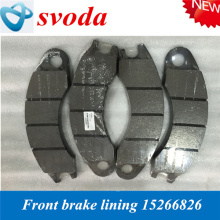 NHL/TEREX mining dump truck parts brake lining 15266826