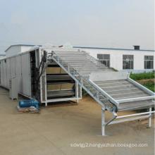 Low Price shilajit multi-layer belt hot air circulation dryer dehydrator drying machine