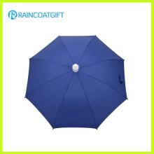 Parapluie de pliage promotionnel en parapluie automatique personnalisé en couleur
