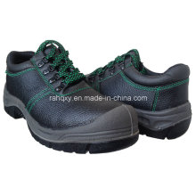 Beatiful Green Stitching Work Shoe (HQ01012)
