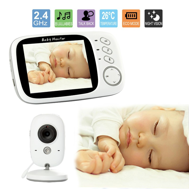 Baby Monitor 2 Way Talk