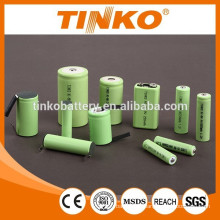 ni-mh rechargeable battery size aaa 1.2v