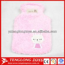 New design soft hot safe custom hot water bag cover