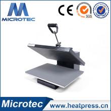 Auto Open Heat Press mit herausschiebbarem Pressenbett