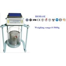 Balanzas electrostáticas de Biobase con 0-5kg