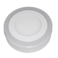 Teto do diodo emissor de luz / luz de painel redonda da cor dobro quente da venda