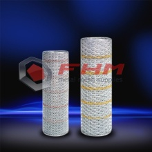غلاف عادي Stucco Netting for USA Market 17 Gauge