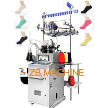 automatic 3.5 plain sock knitting machine