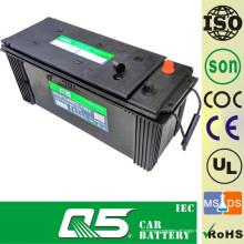 12V120AH, weniger Wartungs-Auto-Batterie, niedrige Wartung Batterie