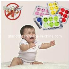 Etiqueta engomada de empaquetado modificada para requisitos particulares del mosquito natural para el bebé / los niños