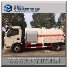 5500L RhD LHD Mini LPG Tankwagen mit LPG Dispenser