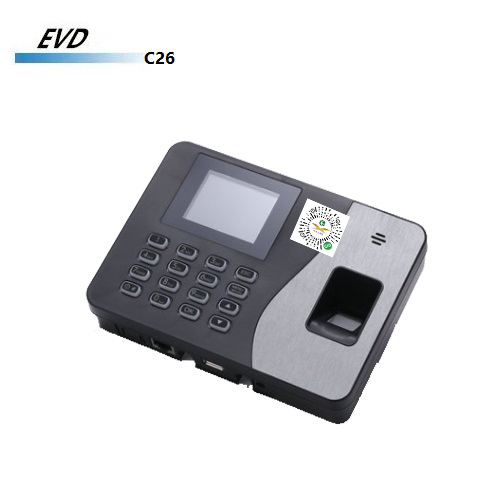 Low Power Attendance Machine