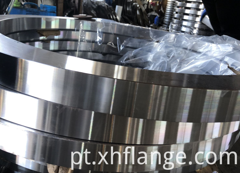 China Stainless Steel Flange