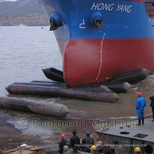 ISO Certificated Floating Marine Rubber Airbags Made in China Used in Shipyard for Ship Launching