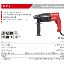 In Stock Rotary Drill Machine Electric Hammer