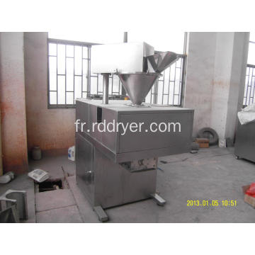 Machine de granulation bouillante de FL