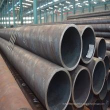 Tubería de acero ASTM A106 laminada en caliente y sin costura