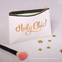 Einfache Modefolie Make-up Kosmetiktasche