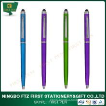 Cheap Advertising Slim ABS Plastic Stylus Pen