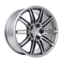 PCD 5*130 Wheels in Silver for Porsche