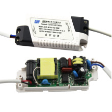 Fábrica profesional hecha conductor de la luz del panel de EMC 18W 300mA LED