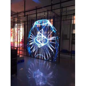 PH10.4-10.4Transparente Glas-LED-Anzeige 1000X500mm