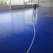 Soccer / Futsal Court Interlock Sports PP and PVC Floor