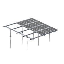 Bodenschraube für Bodenmontage Solarstruktur