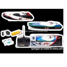 R / C Barcos Modelo Fish Torpedo Brinquedos