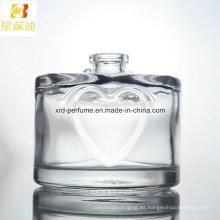 Botella de cristal del perfume de la moda del precio de fábrica