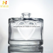 Garrafa de vidro do perfume da forma do preço de fábrica