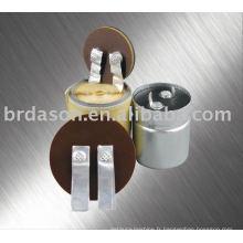 Machine de soudure ultrasonique de condensateurs électrolytiques