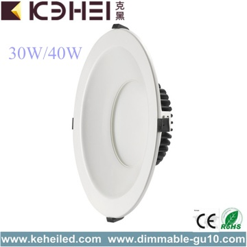 40W 6 8 10 Zoll Dimmbare Downlights