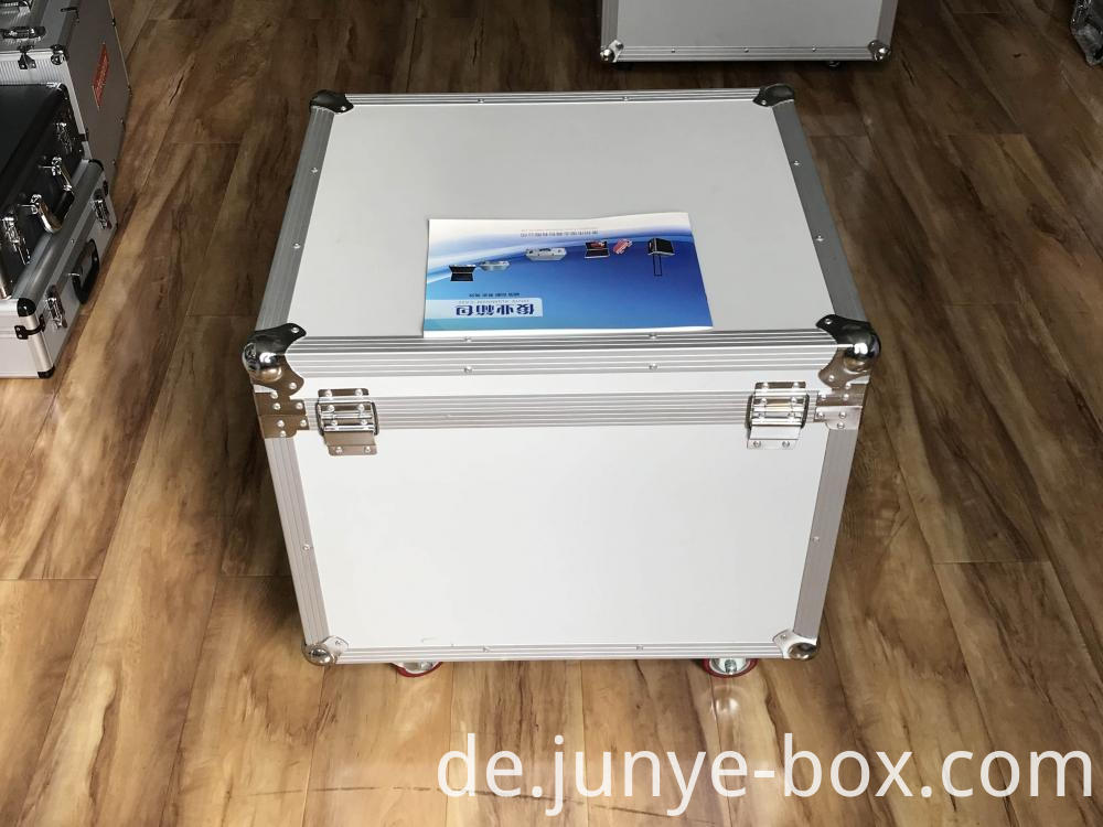 Large Aluminum Case