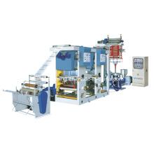 PE высокоскоростная машина для выдувания и печати пленки