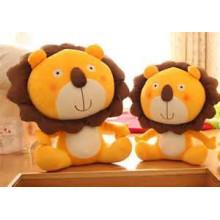 Kundenspezifischer OEM! Plüsch Spielzeug der Sonnenschein Löwe