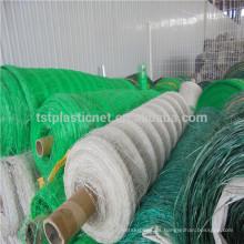 Red de soporte de planta de jardín de guisantes y frijoles