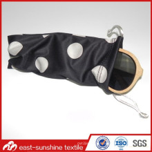 Custom Design Printed Microfiber Eyewear Pouch