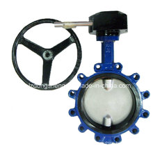 Lug Resilient Seated Butterfly Valves