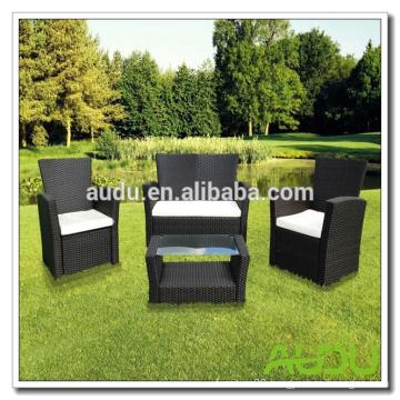 Audu Seattle Patio Outdoor Garden Wicker Rattan Furniture