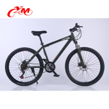Hohe Qualität voll Suspension Mountainbike Legierung Rahmen / 24 Zoll Mountainbike Scheibenbremse / Cinese Mountain Bike Fabrik Preis