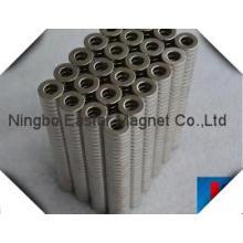 Small Strong Ring Neodymium/NdFeB Magnet