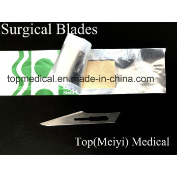 Surgical Blade - Carbon Steel/Stainless Steel