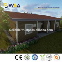 (WAS1010-36D)Nice China Made Solar Prefab Houses Manufacturer for Sale