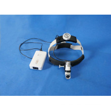 Medical Head Light with Rechargeable Battery