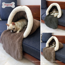 Venda quente de Alta Qualidade Quente Pet Caverna gato de luxo casas