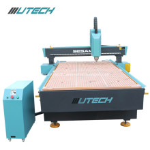 Wood carving and milling machine for aluminium