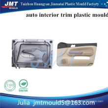 OEM auto door interior trim plastic injection mould with p20 steel