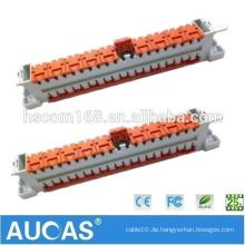 High Speed 3m Quick Connection Tooless Modul 10 Paare Modul 2810 Für Telefonkabel Anschluss