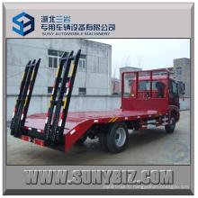 Sinotruk 4X2 190HP Euro3 Transporteur Flatbed Truck Flat Flat pour transport